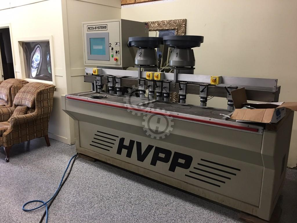 Accu Systems Hvpp Cnc Dowel Inserter For Woodworking