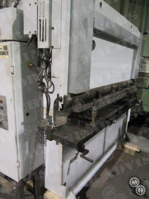Ysd Ppt 40 20 Press Break For Metalworking Brantford