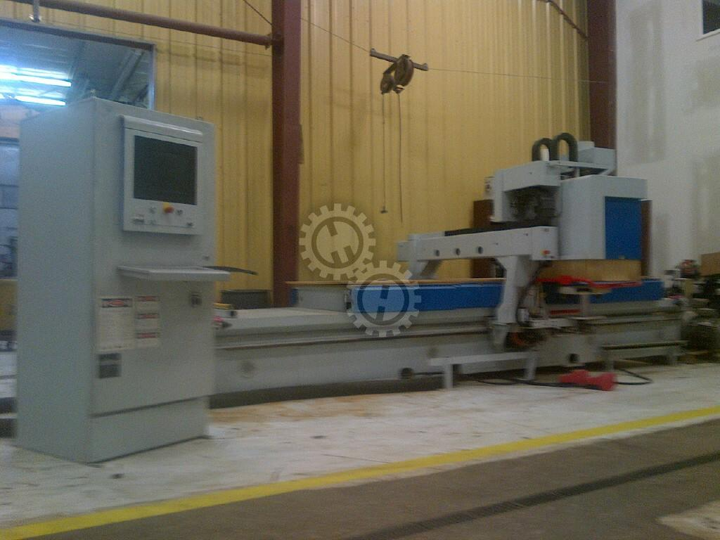 Weeke Bhp 200 Cnc Routers Point To Points For Woodworking
